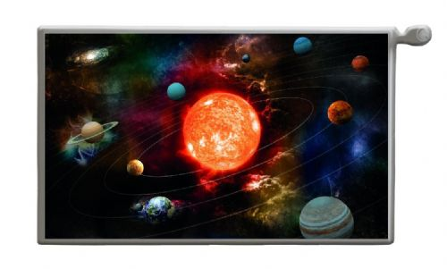 PLANETS Magnetic Radiator Cover